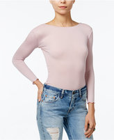 Free People Eyes Wide Open Long-Sleeve Top