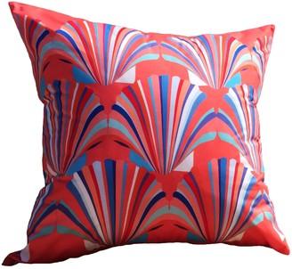 Chloe Croft Coral Weatherproof Shell Deco Cushion