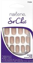 Nailene So Chic Nude Shimmer