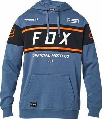Fox Racing Men's Official Fleece Hoody 2X