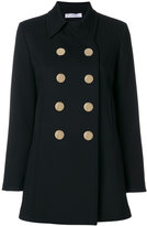 Versace double breasted blazer - women - Polyester/Viscose - 40