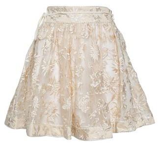 Zimmermann Mini skirt