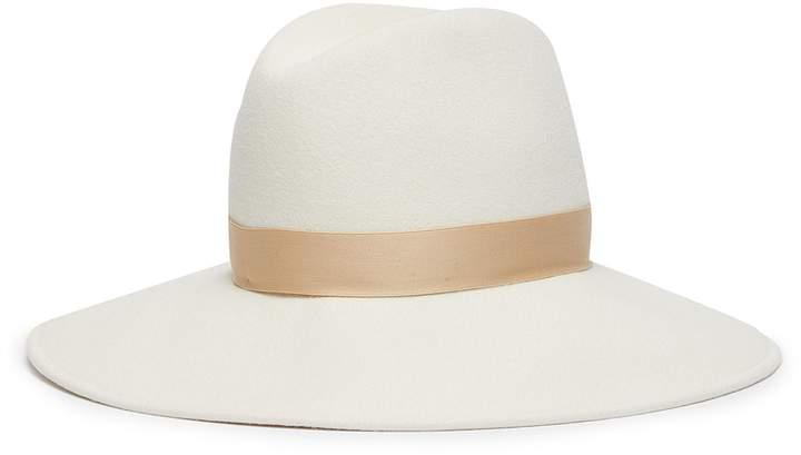 cd76347e9 'Requiem' wool felt fedora hat