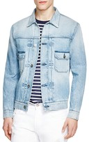 3x1 Pleated Denim Jacket