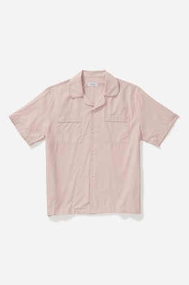 Saturdays NYC Cameron Short Sleeve Shirt
