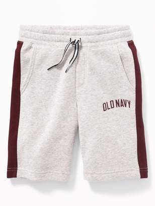 Old Navy Logo-Graphic Jogger Shorts for Boys