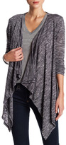 Loveappella Solid Long Sleeve Cardigan