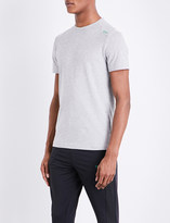 HUGO BOSS Logo-detail jersey T-shirt