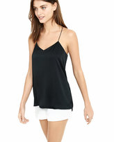Express reversible shiny barcelona cami