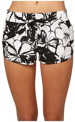 O'Neill 2 Bayview Shorts (Black) Women's Swimwear