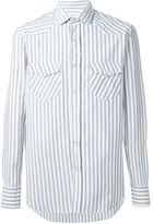 Salvatore Piccolo striped shirt