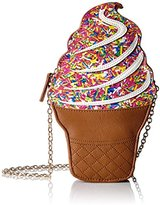 Jessica McClintock Ice Cream Crossbody