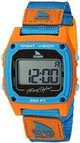 Freestyle Unisex 10026747 Shark Clip Digital Display Japanese Quartz Blue Watch
