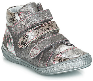 GBB RAFAELE girls's Mid Boots in Silver