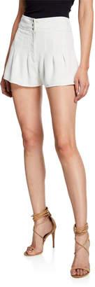 Ramy Brook Pamela Pleated Shorts