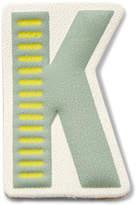 Fossil Letter K Sticker