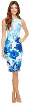 Christin Michaels Vera Sleeveless Bodycon Dress Women's Dress