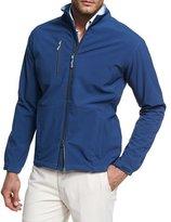 Peter Millar Anchorage Three-Layer Soft Shell Jacket, Midnight