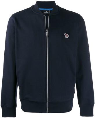 Paul Smith Zip Fleece Jacket