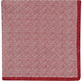 Fairfax Men's Reversible Silk Pocket Square