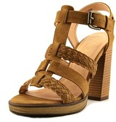 XOXO Kurt Open Toe Synthetic Sandals.
