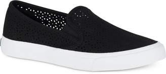 Sperry Women Seaside Perforated Slip-On Sneakers Women Shoes