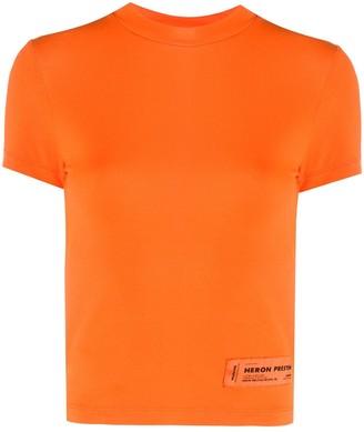 Heron Preston logo patch T-shirt