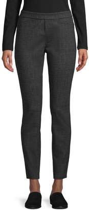 Halston H Pull-On Skinny Dress Pants