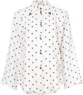 Nina Ricci star print shirt