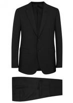 Lanvin Attitude Black Wool Suit