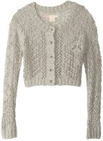 Roxy Girls' High Friendship Cardigan Sweater (Big Kid) 8167489