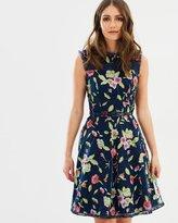 Review Botanical Beauty Dress
