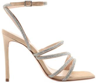 Schutz Mauani Embellished Sandals