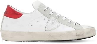Philippe Model Paris Veau Leather Sneakers