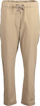 Brunello Cucinelli Drawstring Twill Pants
