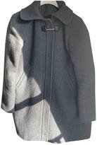 BA&SH Bash Fall Winter 2018 Grey Wool Coats