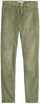 Current/Elliott Skinny Cargo Pants