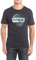 Hurley Men's Global Graphic Dri-Fit T-Shirt