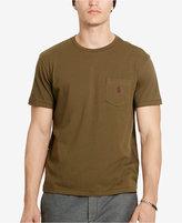 Polo Ralph Lauren Men's Jersey Pocket Crew Neck T-Shirt