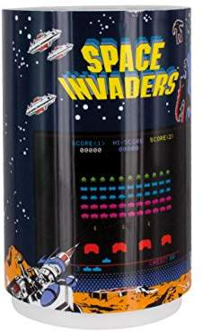Space Invaders Projection Light, Multi-Colour