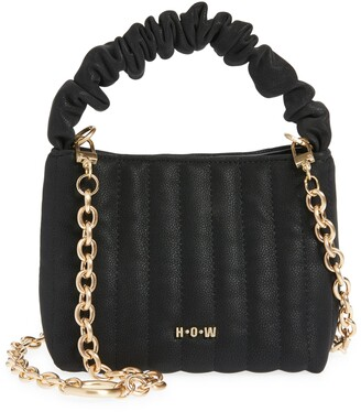 House of Want How We Brunch Vegan Leather Mini Tote