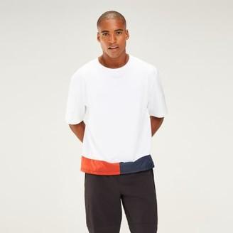 Tommy Hilfiger Colour-Blocked Hem T-Shirt