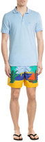Vilebrequin Printed Swim Trunks