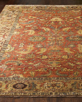 Horchow Exquisite Rugs Thompson Oushak Rug, 9' x 12'
