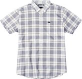 RVCA Men's Akasa Short Sleeve Woven Shirt