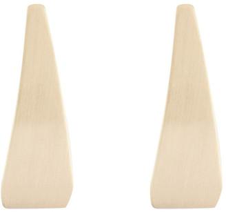 David Lawrence Flat Hoop Earring