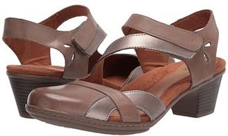 Cobb Hill Kailyn Slingback (Khaki/Multi) Women's Shoes