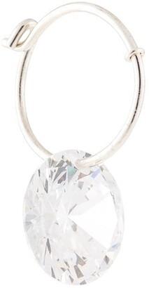E.m. Crystal Drop Earring