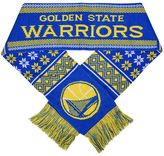 Forever Collectibles Golden State Warriors Lodge Scarf