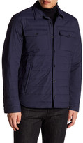 Woolrich Quilted Shirt Jacket